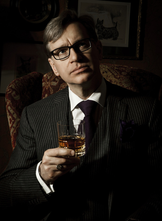 Here's an old shot of Paul Feig taken at his house in 2011 that I've never posted before.
