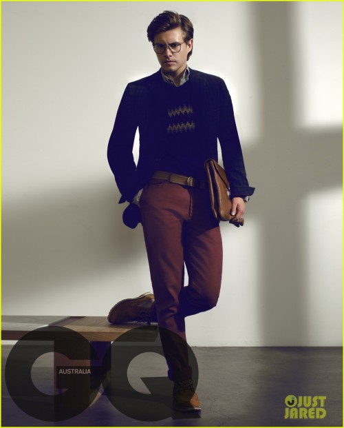 In GQ Australia's February/March 2012 issue: Fashion  GQ's Back to Business issue is jam-packed with all of the best fashion to get you back into gear at work this year including a back-to-work style essentials section, seven ways to pull off a smart-casual work outfit (starring Australian actor Xavier Samuel), an exclusive Gucci fashion story shot on the heavenly Lake Como in Italy (accompanied by an interview with Gucci creative director Frida Giannini) and much more.