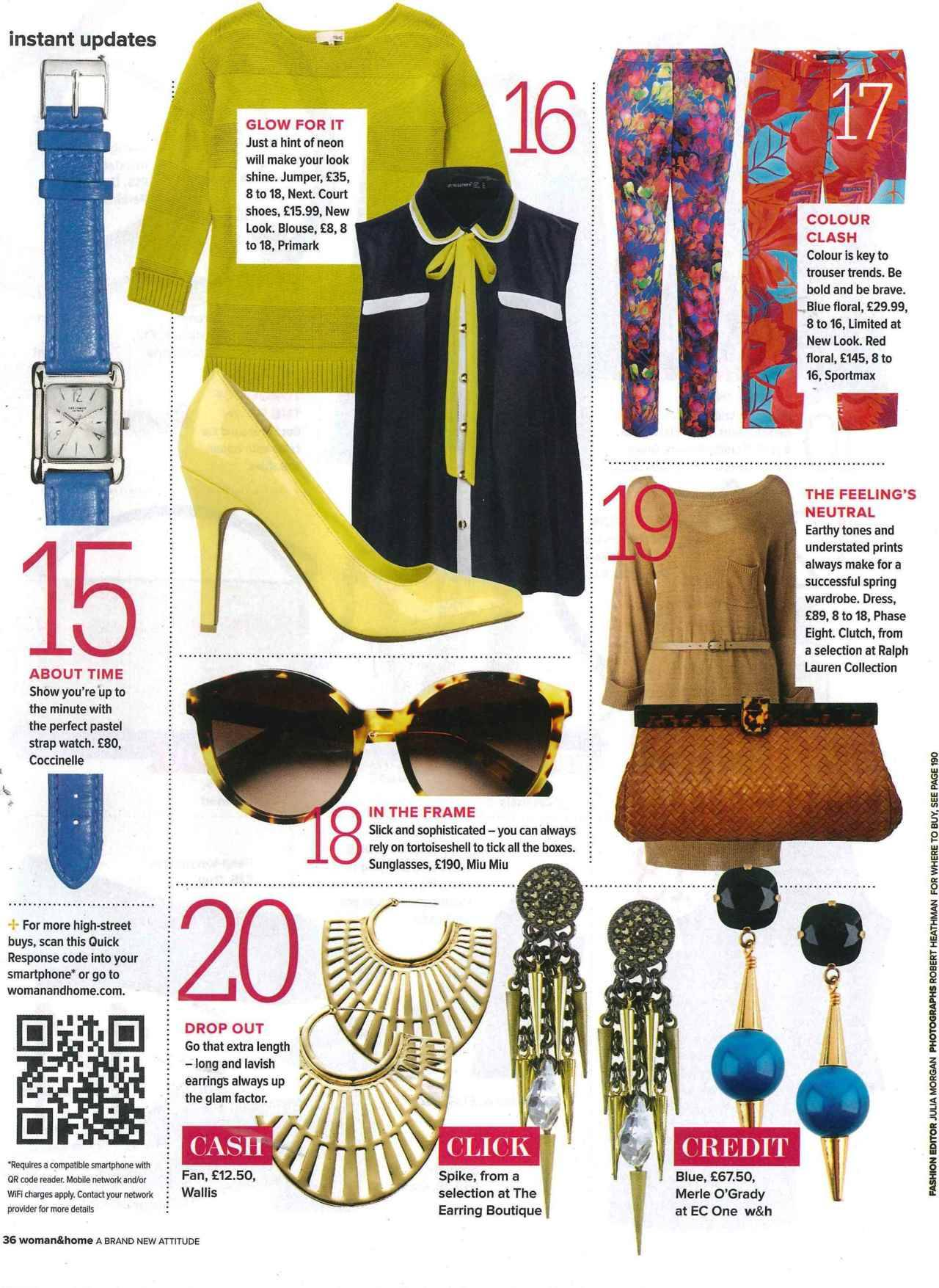 @econe_jewellery featured in Woman & Home. Click to shop!