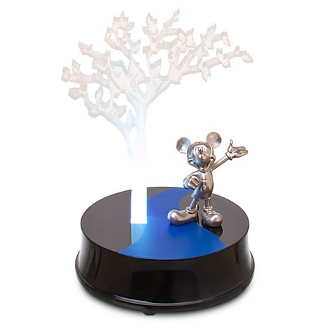 D23 Exclusive 25th Anniversary Lighted Mickey Mouse Figurine    $149.50    So….. I really eff-ing want this. It reminds me our store and how we opened it together and all this other sentimental crap. Ugh, but Y U SO EXPENSIVE?!?!