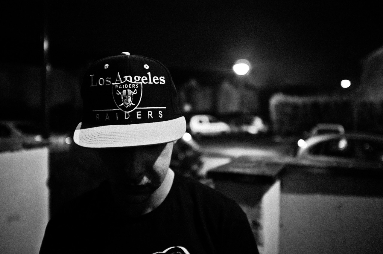 Day #63 - Los Angeles Raiders? Really? - Paris