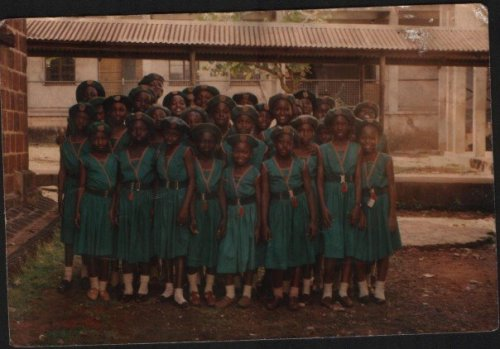Students of the Annie Walsh Memorial School in Freetown, Sierra Leone. (anniewalsh.org)