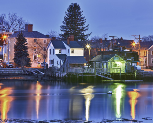 ecophotography:  Today's 0630: The South End, Portsmouth, New Hampshire. Canon 5D MarkII, Nik HDR Efex Pro