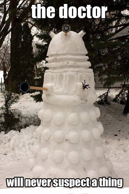 Part of a series on SnowDaleks