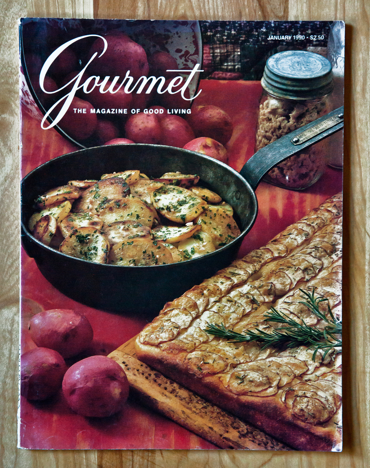 Gourmet: January 1990