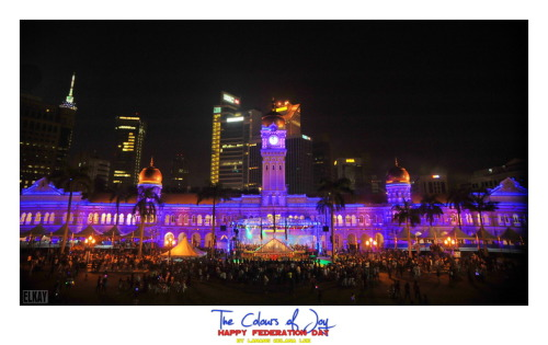 The Colours of Joy . Happy Federation Day 28th January 2012 | Kuala Lumpur, Malaysia Nikon D700 | Sigma 18-250mm | ISO1600 | 250mm | f3.5 | 1/30s post processing with ACDSee Pro 5