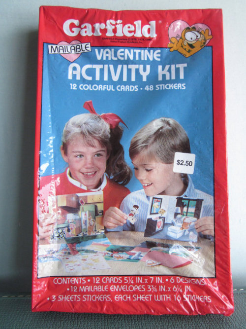 Valentine Kits Source: Etsy
