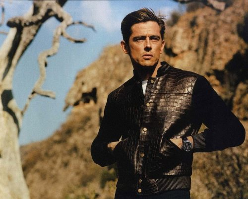Werner Schreyer by Alasdair McLellan for Louis Vuitton Spring 2012