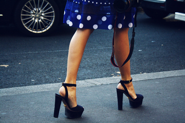 Spots outside @StellaMcCartney