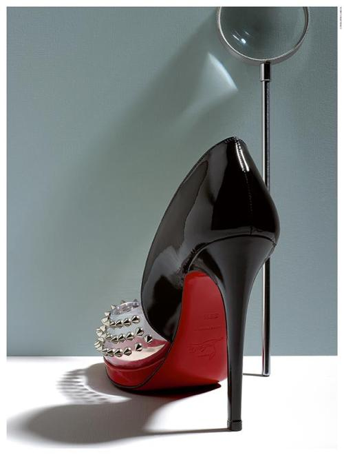 """You really need to be a criminal to shock me."" -Christian Louboutin."