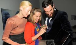 Tilda Swinton, Frances McDormand, and more fete Sandro Kopp.