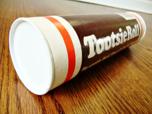 Tootsie Roll Bank Source: Etsy