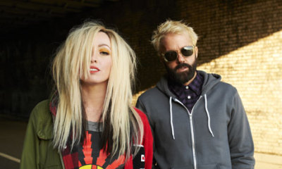 CLICK HERE to check out The Ting Tings feature in The Guardian this past weekend. Find out about the process behind creating their latest album Sounds From Nowheresville.