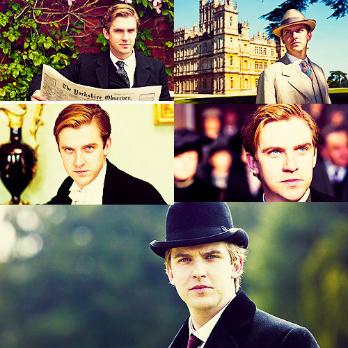 loveoverduty:  10 reasons to watch Downton Abbey -> Matthew Crawley´s face (and character)  Nueva obsesión a la vista jeje