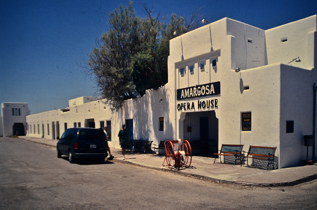 amargosa opera house on Flickr.