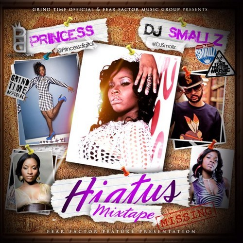 Princess's mixtape, Hiatus. Click here for the download link.