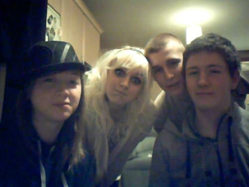 Molly, Hazel, Jethro and me loveliest guys i coud ever wish to know <3