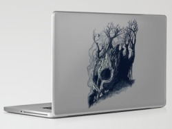 Buy Art print, Laptop/ipad skins and Ipone cases @Society6 http://society6.com/digitalorgasm/Dead-Tree-er9_Print