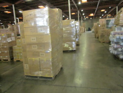 Chalk is IN STOCK!  3 Giant Pallets are ready to Roll.