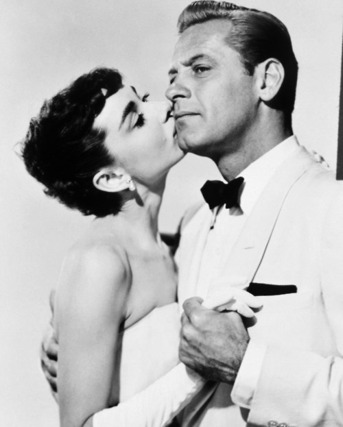 "Do you believe that William Holden lost Audrey Hepburn ( they were in love on the set of Sabrina) only because he did a vasectomy? When she said that she wanted a lot of babies, he said that he did a vasectomy and Audrey was so disappointed and she left him! When I heard this fact the first thing I said was "" Poor stupid! You lost the most beautiful woman of the world for a stupid vasectomy!"""