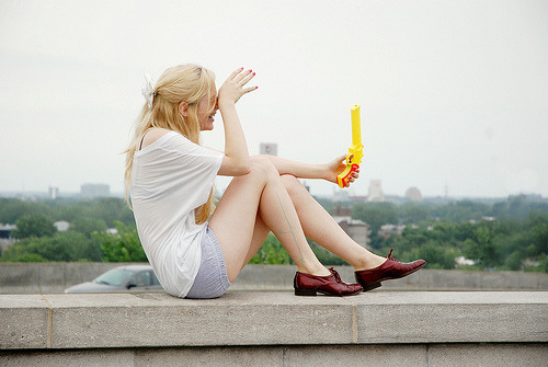 definitelydope:  3 - Summer in the city (by Laurence,)