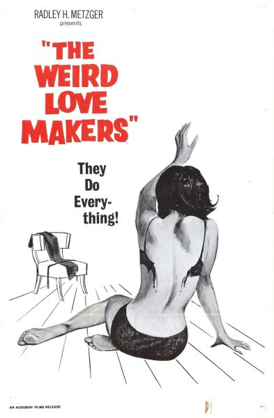 retrogasm:  I wanna make some weird love…