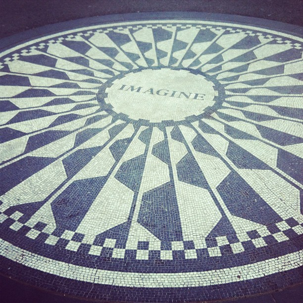 Strawberry Fields Forever (Taken with instagram)