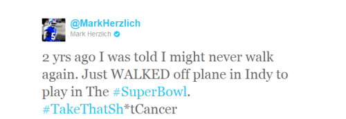 If you don't know Mark Herzlich's story, read this. @steven_lebron