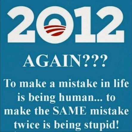 Anyone who votes Obama is stupid PERIOD! Obama is a puppet.