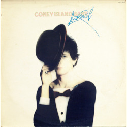 "Lou Reed ""Coney Island Baby"" LP - RCA Records, US (1976)."