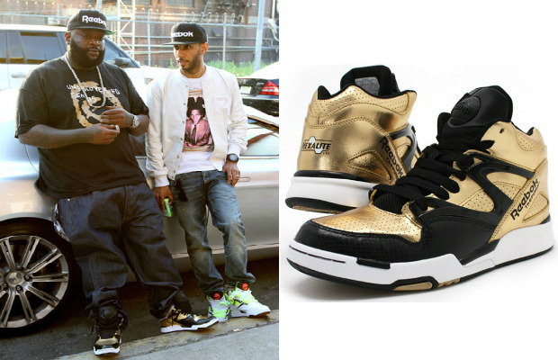 We took a look at some artists who have showed loyalty to particular sneakers and felt maybe it was time that the both cash in on the trend. Check out the 15 Musicians Who Deserve Sneaker Collaborations.