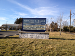 characterdoesmatter:  St. John the Baptist School in Ottsville, PA kicked off Catholic Schools Week by hosting a Character Does Matter presentation Monday, Jan. 30.