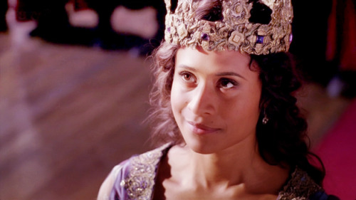 Queen Guinevere | Merlin 04.13