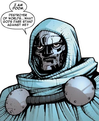 proper-superhero-shit:  LORD VICTOR VON DOOM