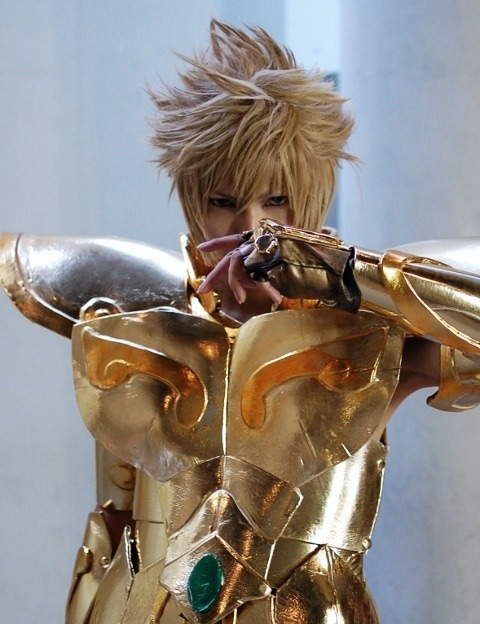 SOMEDAY, man, someday….I'll do Saint Seiya too……