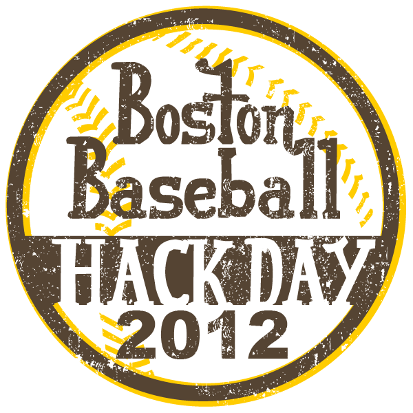 mightyflynn:  Boston Baseball Hack Day Saturday, March 24, 2012At The Boston Globe135 Morrissey Blvd, Boston MA  Are you a web developer, designer or a hack programmer who is interested in baseball? Or a passionate baseball fan with ideas? Boston Baseball Hack Day is a one-day hacking event where area baseball geeks come together, form a team, and collaborate to create baseball-related Web Apps, Websites, Data Visualizations, etc. and bring an idea to life. It is also a great to place to network and socialize among like-minded people. At the end of the day, projects will be judged by area experts, and a brief awards ceremony will conclude the event. http://baseballhackday.com/ twitter: @BaseballHackDay   I still hate the Red Sox. But this is wicked awesome.