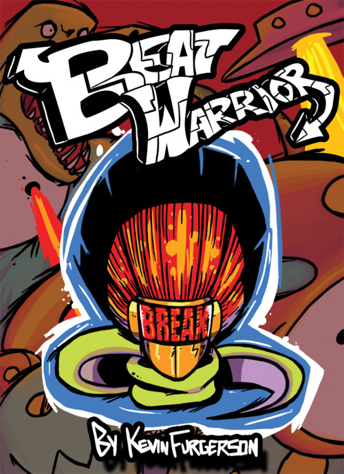 kevfucomicstuff:  So hey I've been working on this Beat Warrior comic and I thought I could share it with Tumblr. The comic is about breaking and hip-hop superpower fights. You guys should check it out! http://www.beatwarriorcomic.com/  If GRG were to ever jam/collab/duet with a comic out there, it'd be with Beat Warrior. Check it out!