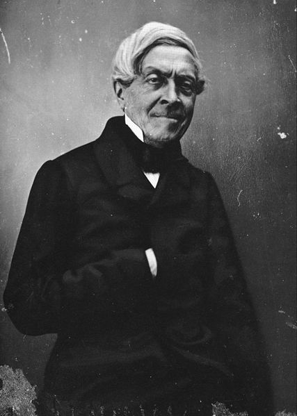 wewalkonairwatson:  Jules Michelet, French historian and greatest singular source for Saint-Just quotes  This sexy handless gent.