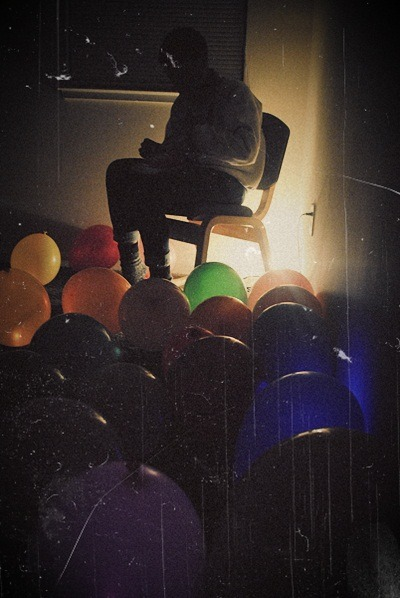 dopemikey:  house of ballons