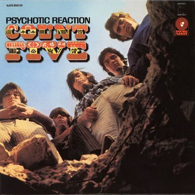 Count Five, a rockin band from the 60s.