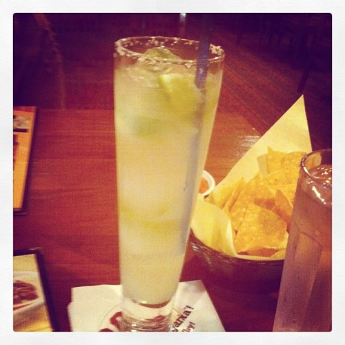 Corzo Margarita at El Torrito (Taken with instagram)