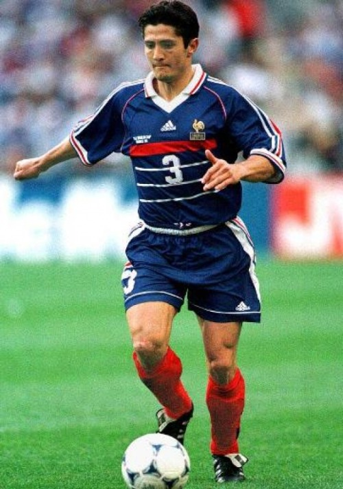 Bixente Lizarazu. It's fair to say you are not and never will be my favorite person in the world. Let's leave it at that.
