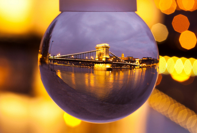 Budapest Chain Bridge - Széchenyi Lánchíd by Crazy Ivory on Flickr.Inspiration …