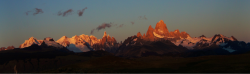 Dawn at Fitz Roy