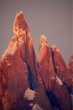 The hardest climb in the world • cerro torre