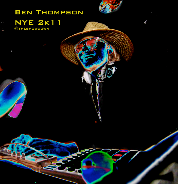 http://www.mixcloud.com/benthompson/amazing-004-nye-2k11-set/ Whether you were there or not, it's time to let your hair down and listen to my NYE set from our, Re;donk!'s, show at the Showdown. WB - Look at Me      FB - Like Me      TW - Follow Me       EM - Join Me
