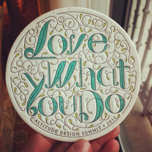 TYPOGRAPHY INSPIRATION ———->Gorgeous! =)