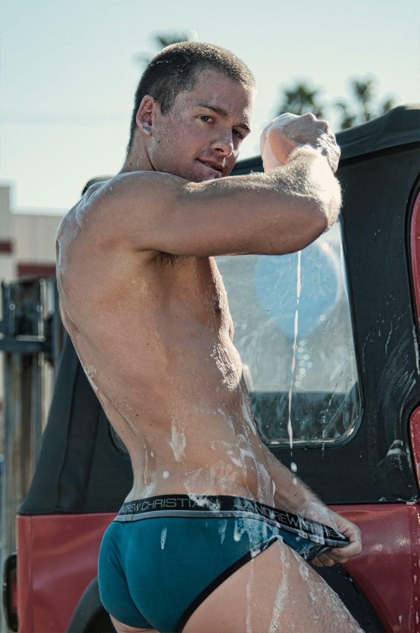 guysguy:  Wanna get your car washed?