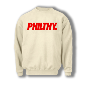 Philthy Crewneck Sweater by Aphillyated Apparel (click picture to purchase)