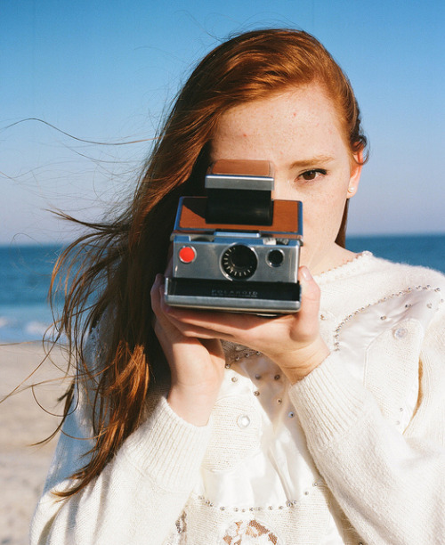 braindust:  Polaroid by valerie chiang on Flickr.